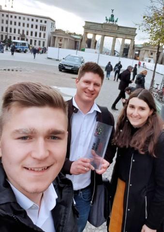 GEWONNEN! KLEINER-Azubis gewinnen Preis für beste Digitalisierungsidee